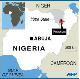 Nigeria botskum