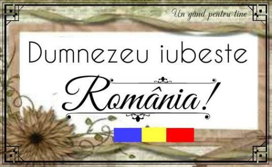 Romania Un gand bun pentru tine