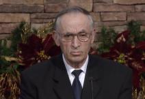 Augustin Costea Miclea funeral