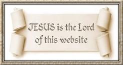 jesus Lord of website