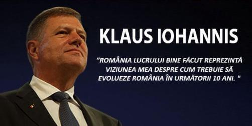 Klaus Iohannis Samy Tutac