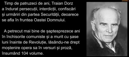 Traian Dorz Istoric