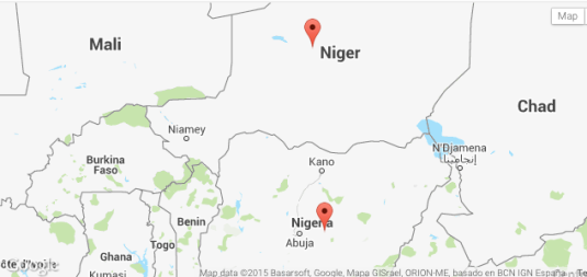 Niger and Nigeria. Photo credit