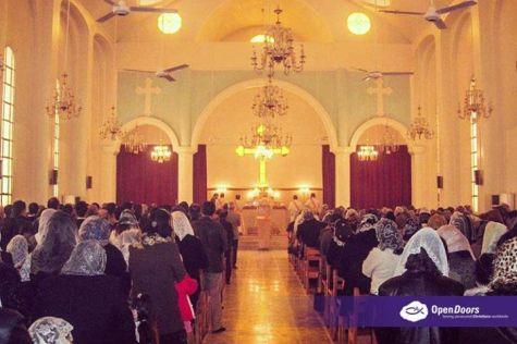 Siria biserica persecutata