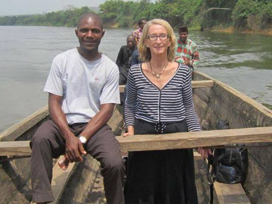 Phyllis Sortor misionara Americana rapita in Nigeria