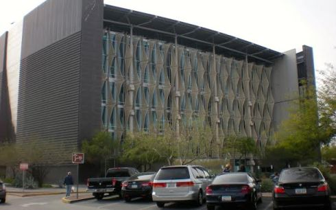 Central Phoenix Library