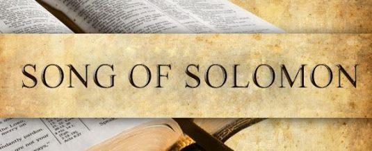 song of solomon a