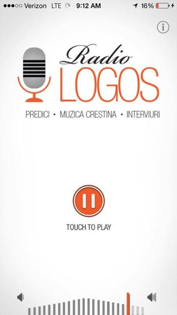 Radio Logos Android app