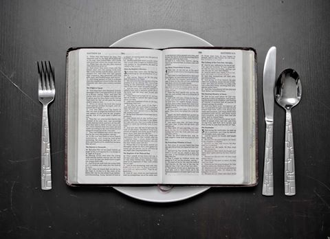 fasting and prayer Bible Biblia
