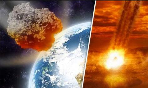 asteroid,coliziune