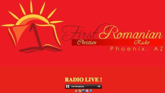 First Romanian Radio Phoenix Arizona Photo credit