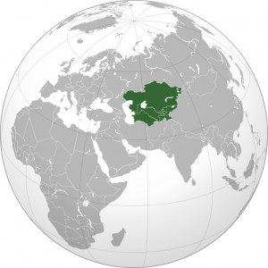Regiunea Asia Centrala include Kazakhstan, Kyrgyzstan, Tajikistan, Turkmenistan si Uzbekistan. Photo MnnOnline.org