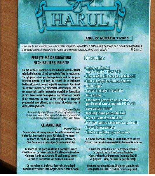 Revista Harul Miclea