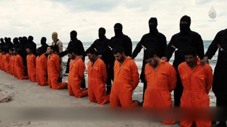 21 egyptian copts beheaded by ISIS nbc news