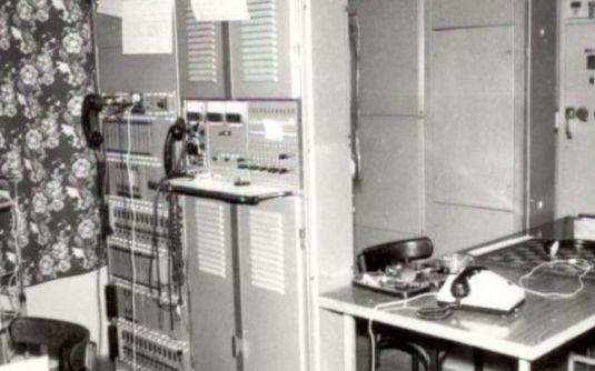 Aparatură de înregistrare a convorbirilor telefonice în zona Vrancea FOTO Arhivă Adevărul  Photo credit Adevaru
