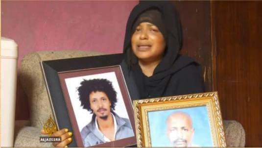 Mama lui Yasuf Yekunamlak Martir Etiopian Crestin