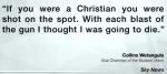 Garissa Christian massacre