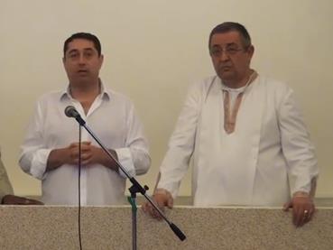 Ioan Ceuta botez Cristian David 2
