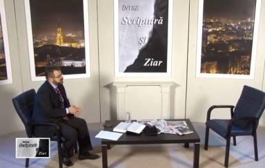 Marius Cruceru Emisiunea Intre Scriptura si Ziar CredoTV