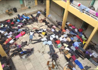 147 Christian university students killed Garissa, Kenya