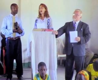 rev. Ilie Tomuta & Simona Caba Gensis Mission