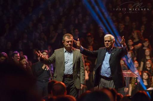 Ravi Zacharias Photo Iosif E. Miclaus