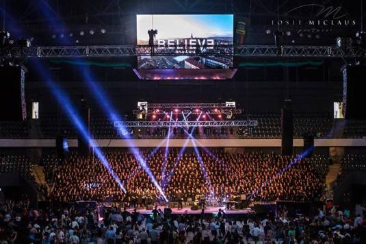 Ravi Zacharias Evenimentul Believe Photo Iosif E. Miclaus Photography