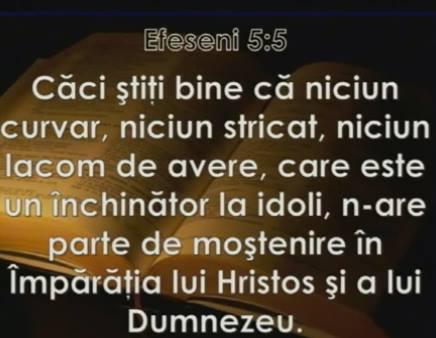 Sin Pacat Efeseni 5-5