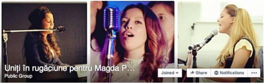 Magda Popescu Facebook Page