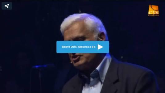 Ravi Zacharias Unicitatea lui Isus Credo TV Evenimentul Believe