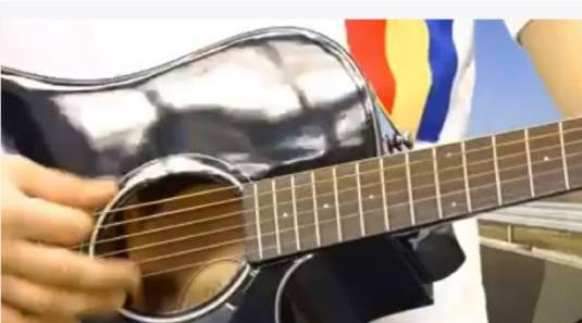 Romania guitar Rodiagnusdei