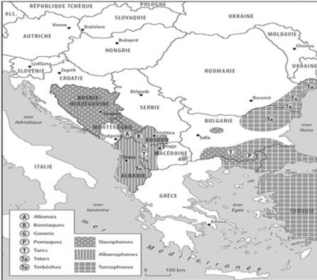 2 în Balcani: Macedonia şi Bosnia-Herţegovina. Ele urmând să se alăture astfel celorlalte două state musulmane deja existente, Albania şi Kosovo. Iar două dintre viitoarele ţări din blocul european care nu va mai fi creştin – Marea Britanie şi Franţa – sunt puteri nucleare. Photo Adevarul