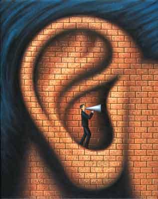 ear deaf ureche man
