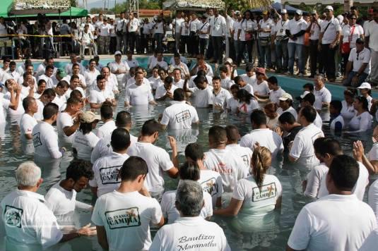 Botez Venezuela 27 iunie 2015
