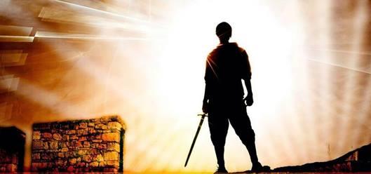 be strong lupta spirituala