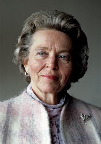 Elisabeth Elliot - Photo Steve Saint