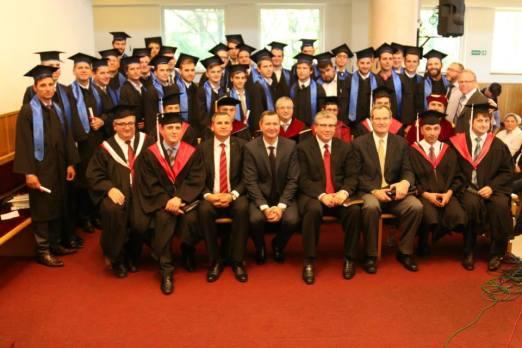 Festivitatea de absolvire a ITP Bucuresti, promotia 2015
