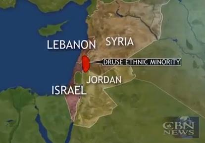 Israel Lebanon Syria Siria