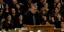 Mircea Bembea Funeral Pastorul Cristian Ionescu