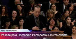 Mircea Bembea Funeral Pastorul Teodor Luca