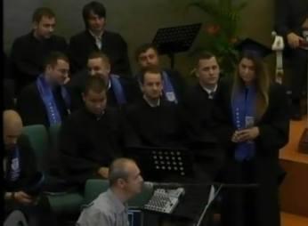 Tabita si Raymond 18 iunie 2015 - Festivitate absolvire Facultatea de Teologie 5