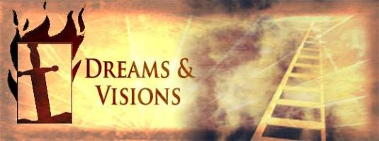 Dreams visions vise vedenii Holy Spirit