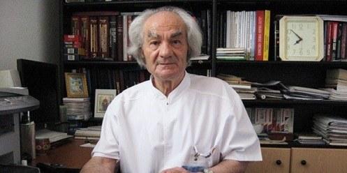 Acad. Prof. Dr Leon Dănăilă chirurg Romania