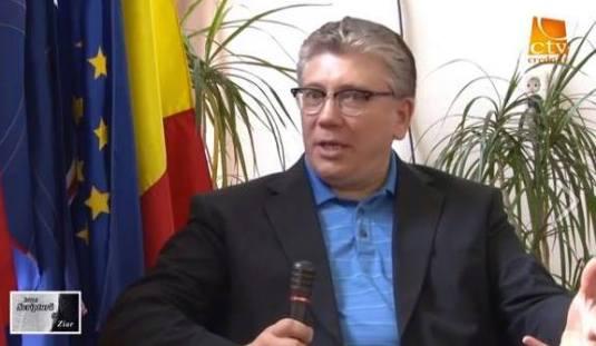 Cristian Ionescu Intre Scriptura si Ziar cu Marius Cruceru