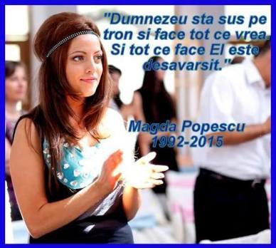Magda Popescu 1992-2015