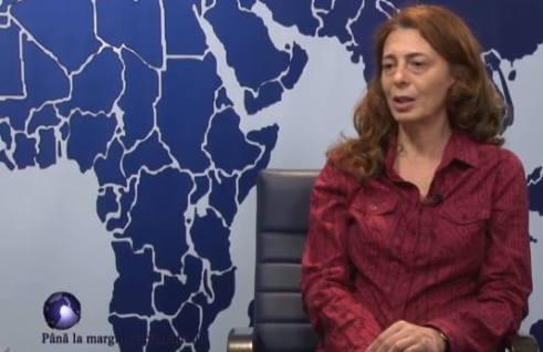 Simona Caba misionara Africa