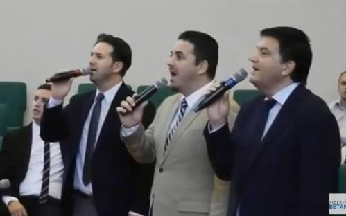 The Messengers Biserica Betania Arad iunie 2015