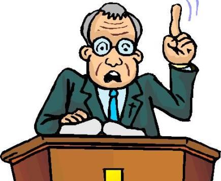 amvon preacher pastor