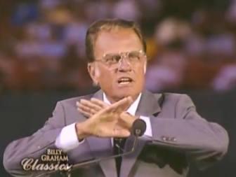 Billy Graham Anaheim 1985