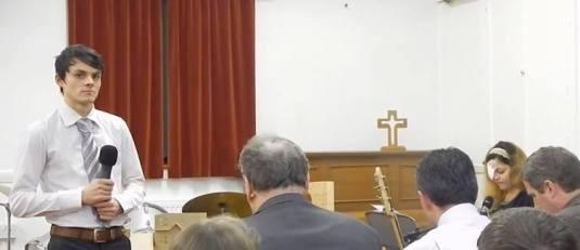Dani si Magda Popescu marturie si cantare